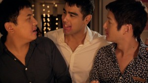 """Menage a Trois - episode 8 of """"What Do Men Want?"""" drama series. Graeme is played by Roshan Gidwani."""