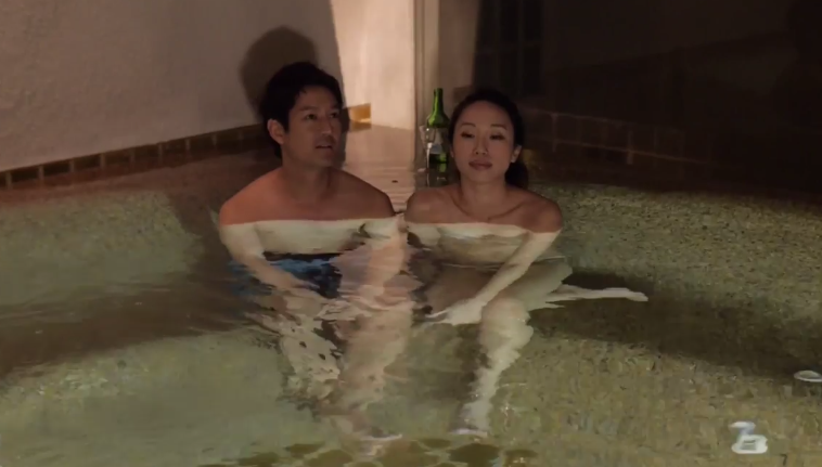 Coral played by Oon Shu An and Jimmy played by Jason Chan. Episode 6 deals with a major taboo - dating your girlfriend's sister!