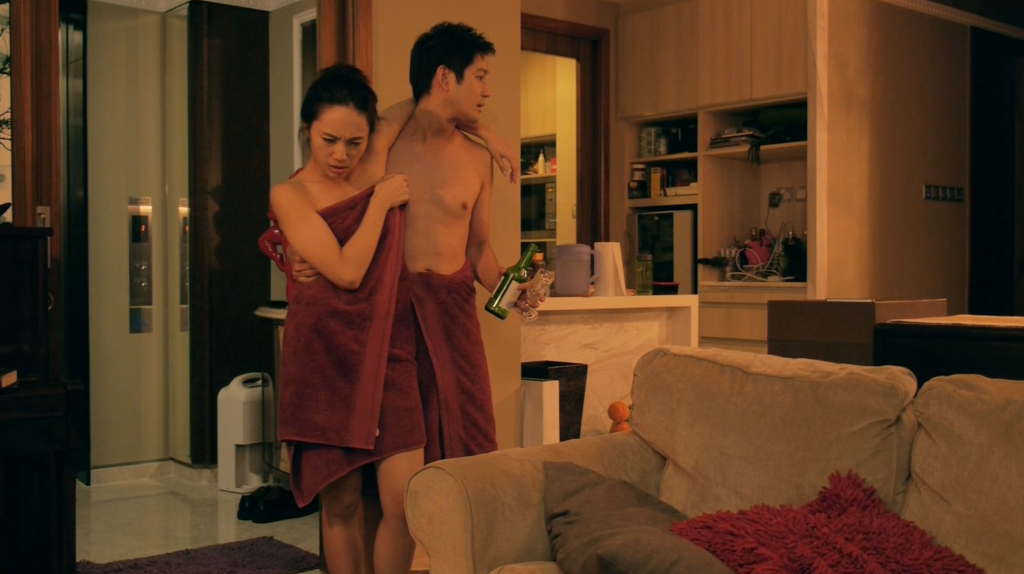 """Coral gets drunk and her sister, Jimmy's girlfriend, is coming home soon! """"What Do Men Want?"""" drama series."""