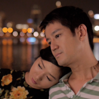 Jane (Glory Ngim) and Jimmy (Jason Chan) get closer...