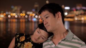 Jane (Glory Ngim) and Jimmy (Jason Chan) get closer...