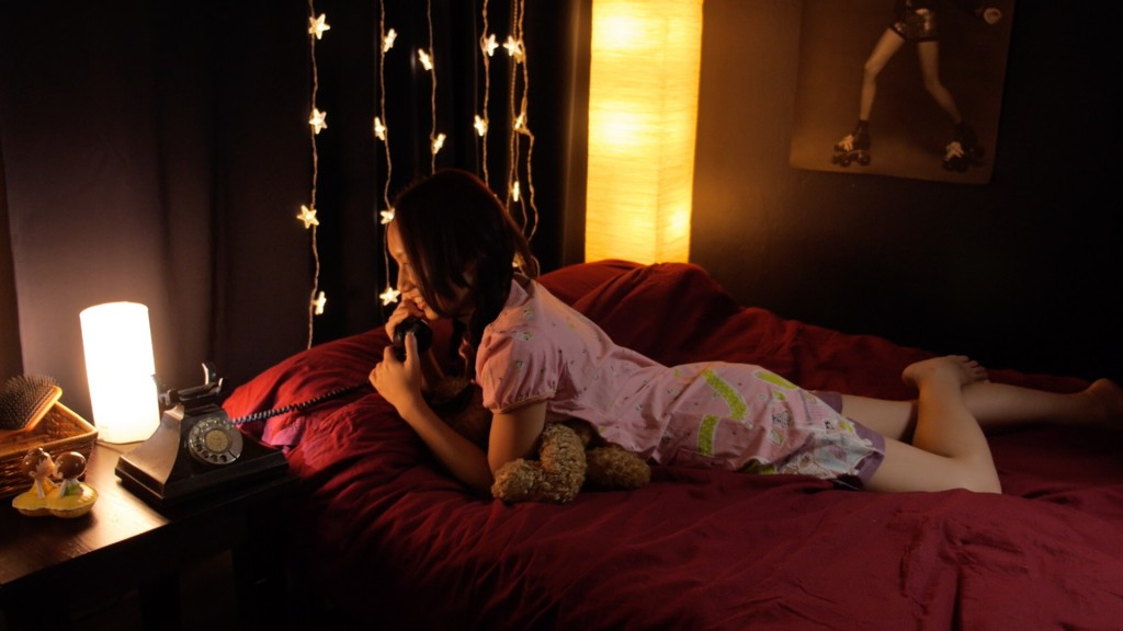 Perfect Girl Ep 8 Screen Grab Young Jen Bedroom