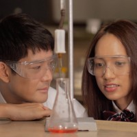 Perfect Girl Short Feature Chemistry Lab
