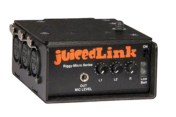 Recommended Preamp for making Web Series
