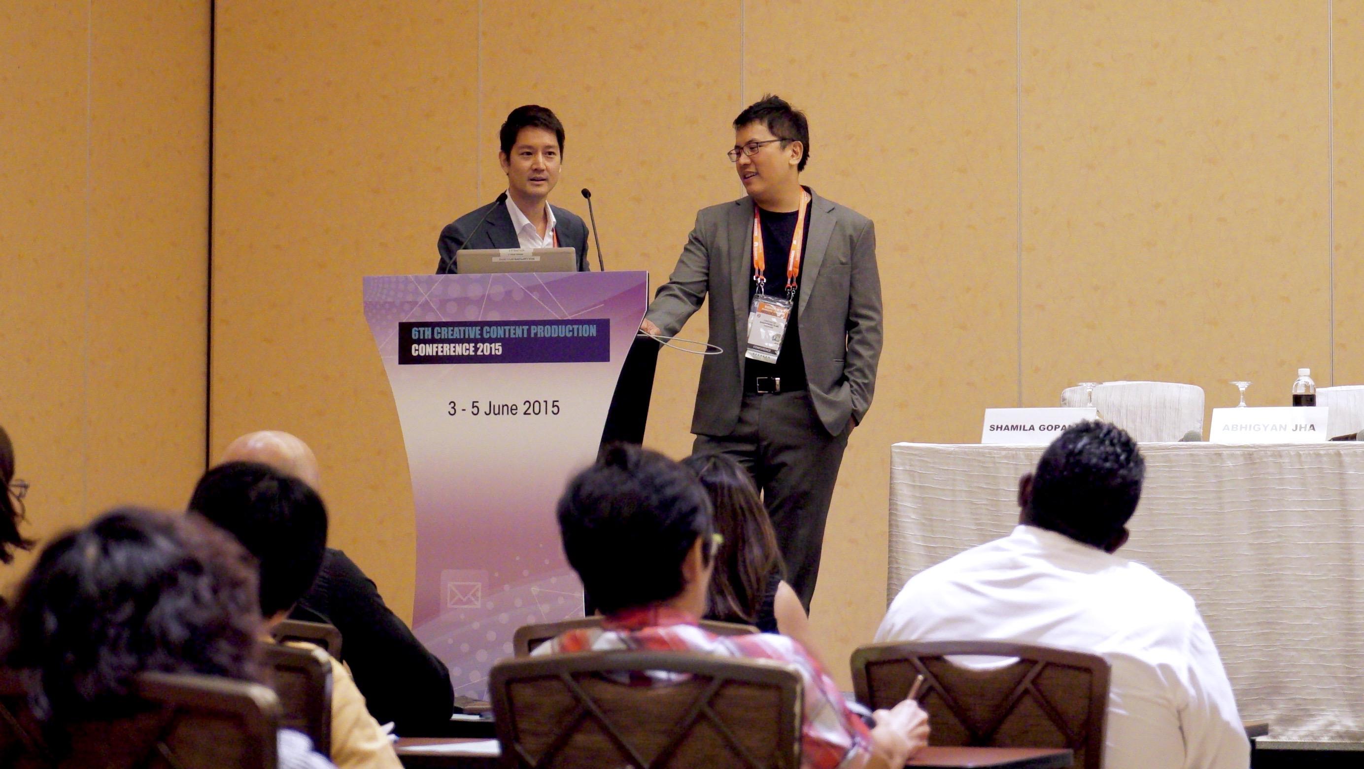 Broadcast Asia BM Films Talk 10