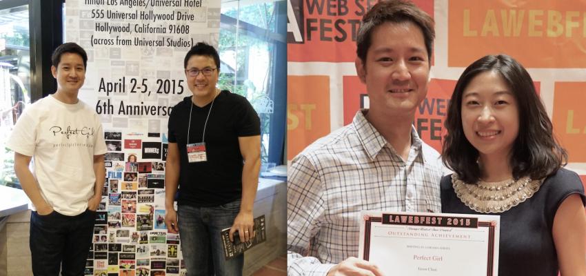 LA Webfest 2015 Awards