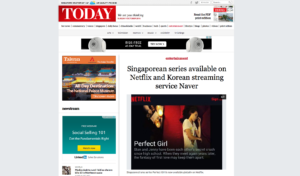 Netflix acquires Singapore series Perfect Girl for global distribution