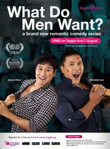 What Do Men Want? New Series