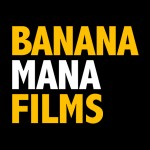 BananaMana Films Logo (Black)