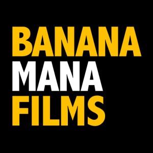BananaMana Films Logo (Black)
