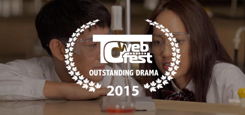 Toronto Web Fest Best Drama Award 2015