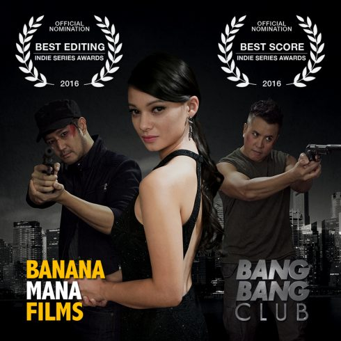 Bang Bang Club Poster - Instagram